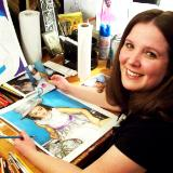 Tucker Illustrations           Julie Tucker             Illustrator/Muralist