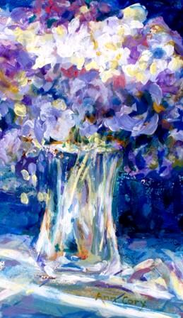 acrylic by Ann Cory