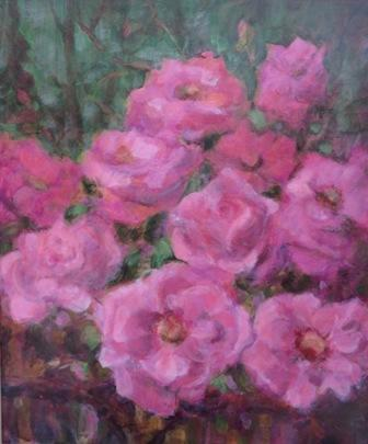 Moonlite and Roses